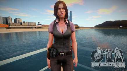 Helena Harper skin для GTA San Andreas