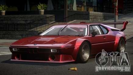 BMW M1 IRS для GTA 4