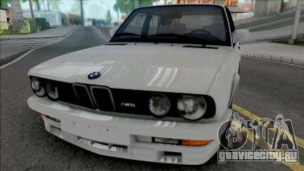 BMW M5 E28 (SA Lights) для GTA San Andreas