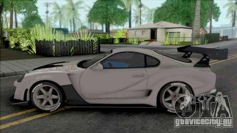 Toyota Supra (A80) Varis для GTA San Andreas