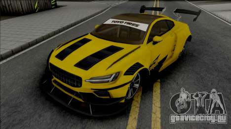 Polestar 1 2019 [LQ & Tunable] для GTA San Andreas