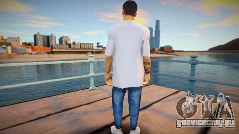 New somyst skin для GTA San Andreas
