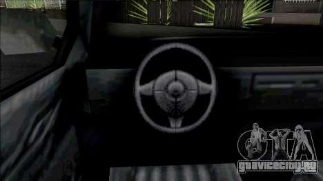 Vapid Stanier LCPD [SA Style] для GTA San Andreas