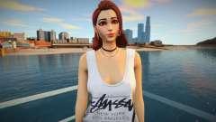 Fortnite - Ruby Fashion Casual V1 для GTA San Andreas