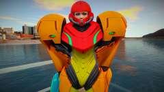 Samus Aran Robot для GTA San Andreas