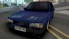 Tofas Dogan SLX (Borbet Rims) для GTA San Andreas