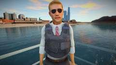Сотрудник ФСБ v1 для GTA San Andreas