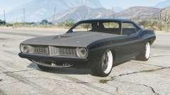 Plymouth Barracuda 1970〡Furious 7 v1.2.1 для GTA 5