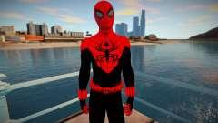 SpiderMan Ross Suit для GTA San Andreas