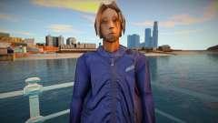 Maccer в стильной куртке для GTA San Andreas