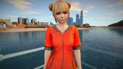 Marie Rose Crimson Shinobi для GTA San Andreas