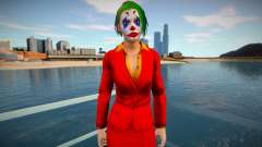 Jill Valentine (The Joker) - Resident Evil 3 R для GTA San Andreas