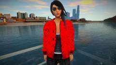 Fortnite - Remedy Fashion Casual V2 Jacket LV для GTA San Andreas