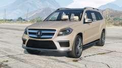 Mercedes-Benz GL 63 AMG (X166) 2013 v1.3 для GTA 5