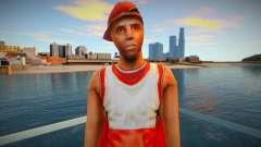 Street thug short pants для GTA San Andreas