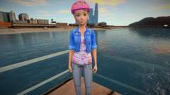 Barbie from Barbie and Her Sisters v1 для GTA San Andreas