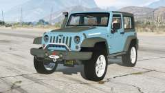 Jeep Wrangler Rubicon (JK) 2011 для GTA 5