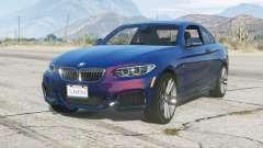 BMW M235i coupe (F22) 2014 для GTA 5