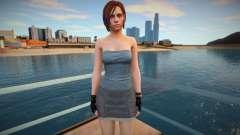 Jill Valentine from Resident Evil 3 для GTA San Andreas