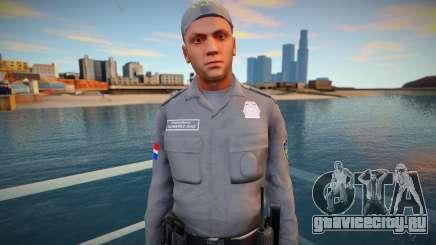 Policia Dominicano для GTA San Andreas