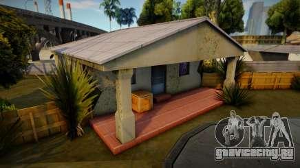 Новый гетто домик для GTA San Andreas