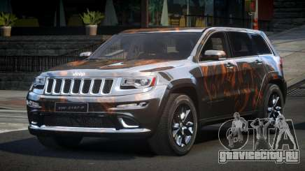 Jeep Grand Cherokee SP S2 для GTA 4