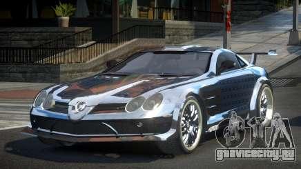Mercedes-Benz SLR US S9 для GTA 4