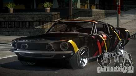 Shelby GT500 SP-I PJ6 для GTA 4