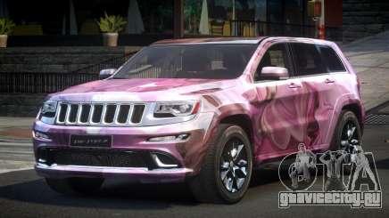 Jeep Grand Cherokee SP S8 для GTA 4