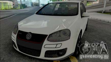 Volkswagen Golf GTI (NFS Shift) для GTA San Andreas