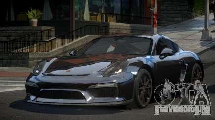 Porsche 718 BS-U для GTA 4
