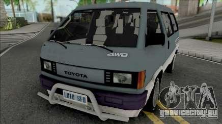 Toyota Lite Ace для GTA San Andreas