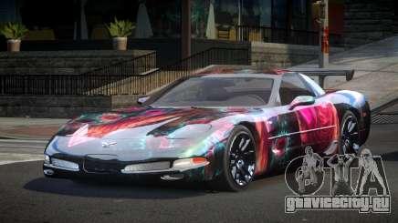 Chevrolet Corvette GS-U S9 для GTA 4