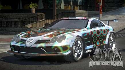 Mercedes-Benz SLR US S10 для GTA 4