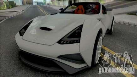 Icona Vulcano 2013 для GTA San Andreas
