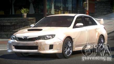 Subaru Impreza GST-R S8 для GTA 4