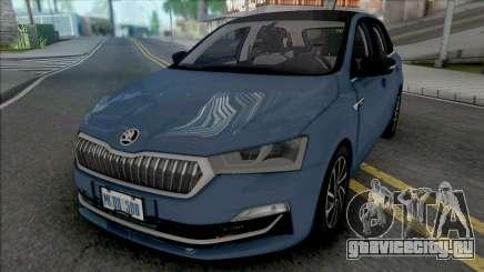 Skoda Rapid Combi 2020 для GTA San Andreas