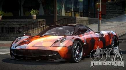 Pagani Huayra GS S8 для GTA 4
