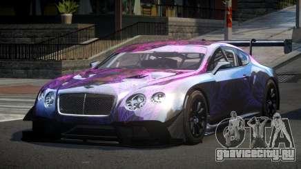 Bentley Continental SP S5 для GTA 4