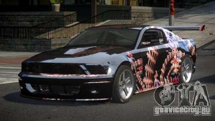 Ford Mustang GS-U S8 для GTA 4