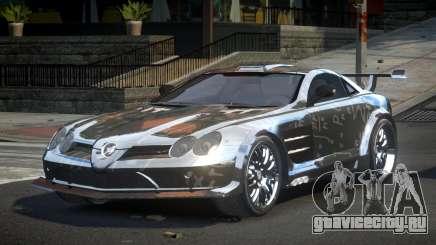 Mercedes-Benz SLR US S2 для GTA 4