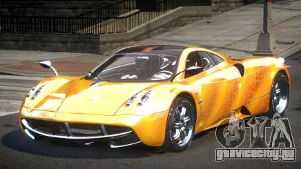 Pagani Huayra SP U-Style S1 для GTA 4