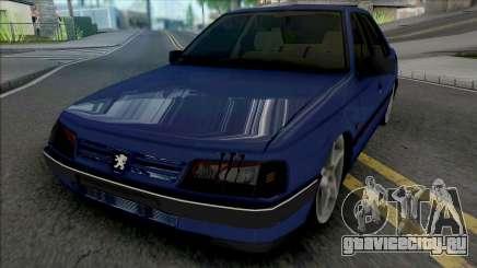 Peugeot 405 GLX Sport для GTA San Andreas