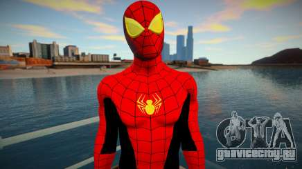 Spidey Suits in PS4 Style v4 для GTA San Andreas