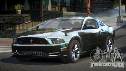 Ford Mustang GST-U S4 для GTA 4