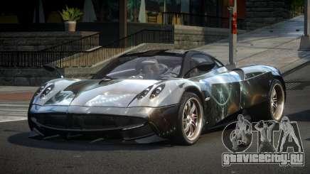 Pagani Huayra GS S2 для GTA 4