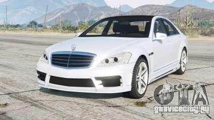 Mercedes-Benz S-klasse WALD Black Bison Edition Sports Line (W221) 2010〡add-on для GTA 5