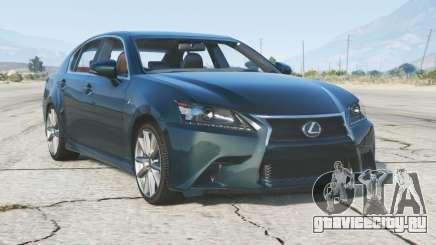 Lexus GS 350 F Sport 2013 для GTA 5