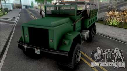 Barracks GTA LCS для GTA San Andreas