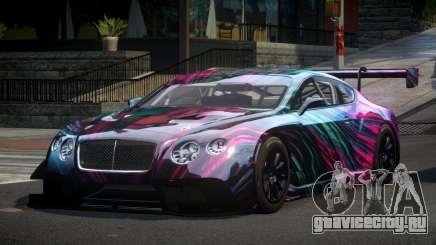 Bentley Continental SP S4 для GTA 4